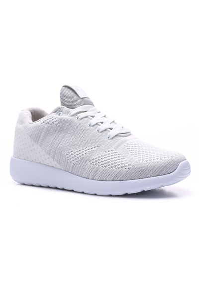 Tommy Life Toptan Beyaz Erkek File Detaylı Bağcıklı Spor Ayakkabı - 89047_1 - Thumbnail