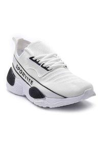 TommyLife - Tommy Life Toptan Beyaz Erkek Spor Ayakkabı
