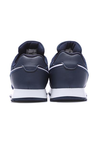 Tommy Life Toptan Lacivert Erkek Bağcıklı Suni Deri Spor Ayakkabı - 89051_1 - Thumbnail