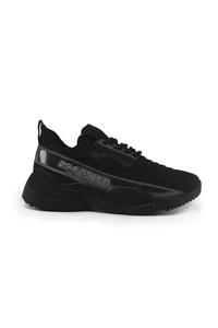 Tommy Life Toptan Siyah Erkek Spor Ayakkabı - Thumbnail